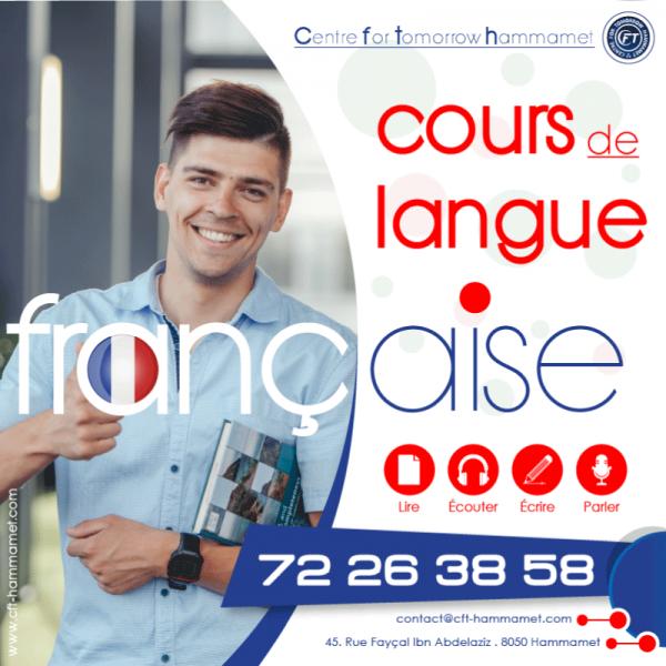 Cours de français général